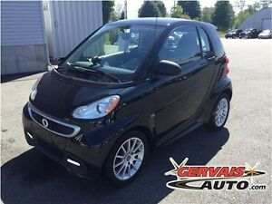 smart fortwo Passion A/C MAGS 2013