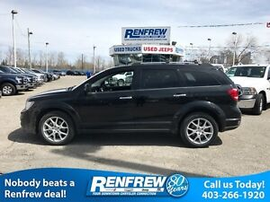 2014 Dodge Journey R/T 3rd Row/Rear DVD