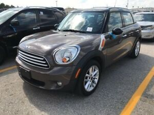 2012 MINI Cooper Countryman AUTO / LOADED / NO PAYMENTS FOR 6 MO