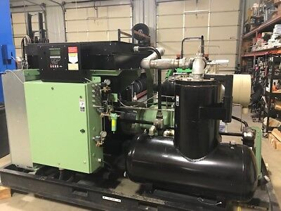 Sullair  V200 S- 200 AC  VSD Rotary Screw Air compressor