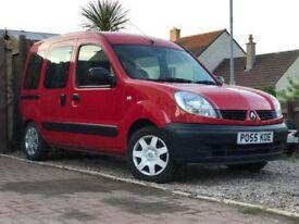 Renault Kangoo ONLY 57,000