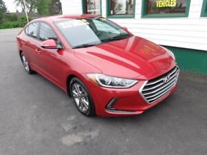 2017 Hyundai Elantra GL for only $139 bi-weekly all in!