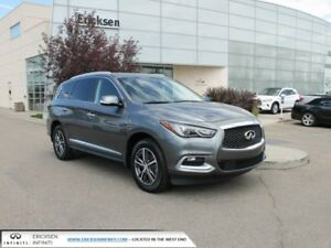2016 Infiniti QX60 LUXURY/ALL WHEEL DRIVE/LUXURY PKG/HEATED SEAT
