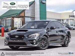 2016 Subaru WRX STI Sport Package 4dr All-wheel Drive Sedan
