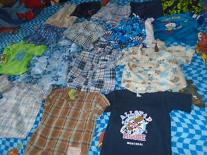 Baby boy clothes lot from 12 months to 18 months