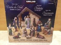 Kirkland Nativity Set
