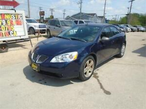 2008 PONTIAC G6, V6, SEDAN, HAS SAFETY AND WARRANTY, $4,950