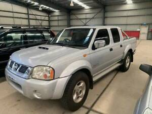 2009 Nissan Navara ST-R 4X4 Diesel Turbo Dual Cab Manual Ute Eagle Farm Brisbane North East Preview