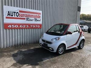 2015 Smart fortwo electric drive Passion--GARANTIE 1AN/15 000 KM