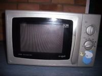 Microwave. Hinari Lifestyle. 800w. Silver. Excellent