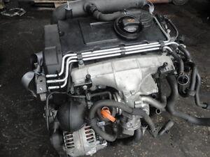 MOTOR 2.0TDI 103KW 140PS BKD 48TKM 2007 VW AUDI A3 A4 A6 SEAT SKODA ENGINE TOP!!