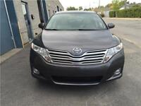 TOYOTA VENZA 4 CYL 2009 118000KM AWD LEATHER PANORAMIC CAMERA