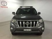 2013 Toyota Landcruiser Prado KDJ150R MY14 VX 5 Speed Sports Automatic Wagon Chatswood Willoughby Area Preview