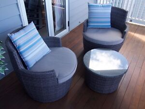 Outdoor setting -ideal for balcony or patio Wilston Brisbane North West Preview