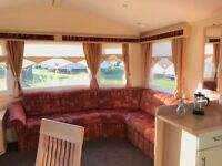 6 Berth Pre Owned Caravan At Sandylands On The West coast Of Scotland with Fees Inc Till 2019