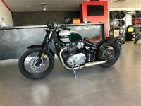 2017 TRIUMPH BONNEVILLE BOBBER!!$76.50 BI-WEEKLY WITH $0 DOWN!! Markham / York Region Toronto (GTA) Preview