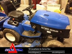Garden tractor kijiji in ontario buy sell save with canadas 2002 new holland gt20 garden tractor publicscrutiny Images