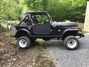 Jeep CJ-7 1978