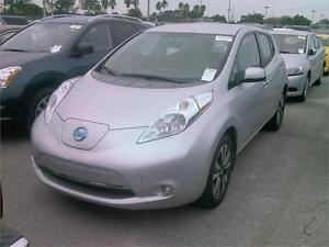 2015 Nissan Leaf ONLY 5,206 MILES!