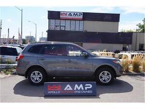 2010 Hyundai Santa Fe GL AWD 3.5L Alloys $100 Credit Certified!