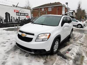 CHEVROLET ORLANDO LT 2014 (AUTOMATIQUE 7 PLACES BLUETOOTH)