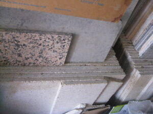 granite tile $2.0/sf OBO