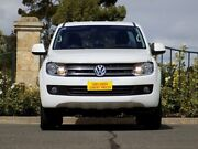 2012 Volkswagen Amarok 2H MY12.5 TDI420 4Motion Perm Trendline White 8 Speed Automatic Utility Enfield Port Adelaide Area Preview
