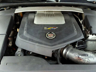 2009 Cadillac CTS-V LSA Supercharged Engine w/ 6L90 Trans 154k Miles #90159058