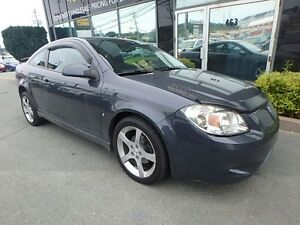 2009 Pontiac G5 GT COUPE WITH  LEATHER & FRESH 2-YEAR MVI!