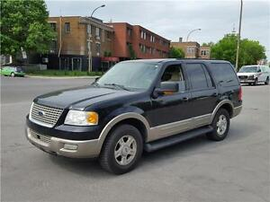 Ford Expedition Eddie Bauer Edition--4x4---Cuir+Mags+DVD+8places