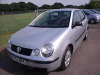 VOLKSWAGEN POLO TWIST SDI, Silver, Manual, Diesel, 2003