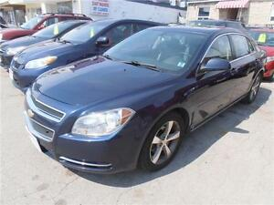 2009 Chevrolet Malibu 2LT Blue only 100,000km