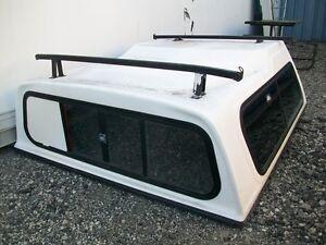 S-10/Ranger Short Box Truck Cap