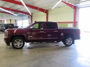2015 Chevrolet Silverado 1500 High Country 6.2L Heated Cooled Se
