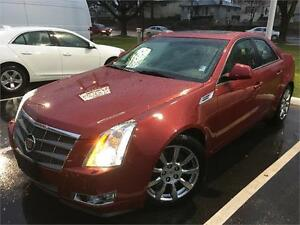 2008 Cadillac CTS 4 AWD PREMIUM fully loaded