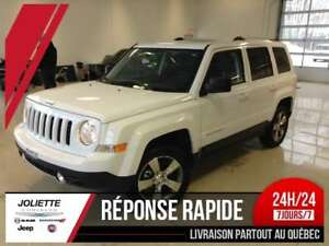 2016 Jeep Patriot North, 4X4, CUIR, TOIT, BLUETOOTH,