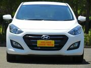 2016 Hyundai i30 GD4 Series II MY17 Active White 6 Speed Sports Automatic Hatchback Strathalbyn Alexandrina Area Preview