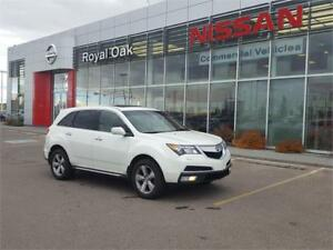 2011 Acura MDX Tech Pkg ** DVD ENTERTAINMENT and LOW KMS**
