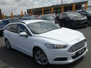 2017 Ford Mondeo MD 2017.50MY Ambiente SelectShift White 6 Speed Sports Automatic Wagon Strathmore Heights Moonee Valley Preview