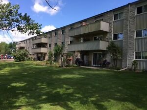 One and Two bedroom Apartment Backing Onto Park Nov 15 and Dec1