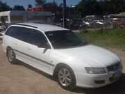 2005 Holden Commodore VZ Executive White 4 Speed Automatic Wagon Hastings Mornington Peninsula Preview
