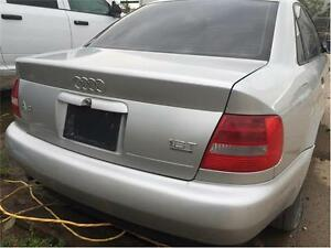 2000 AUDI A4 SEDAN 1.8 T GORGEOUS!! LOADED LEATHER 149000 KMS