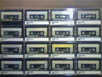 JL VERY RARE MEMOREX DBS90 DBS 90 CASSETTE TAPES. 1987-1988. JOB LOT OR SOLO SALES. FREE P&P? SEE AD