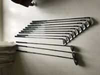 Wilson 1200 Dualmetal Golf Clubs 12 x clubs, Men's R/hand regular flex