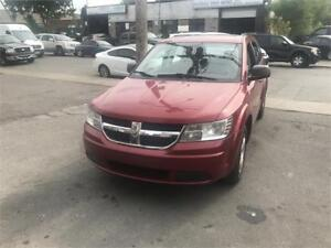 2009 DODGE JOURNEY 4 CYLINDRE,AUTOMATIQUE