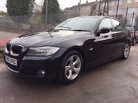 BMW 3 SERIES 2.0 320d EfficientDynamics 4dr,£20 a year tax, 07469339887
