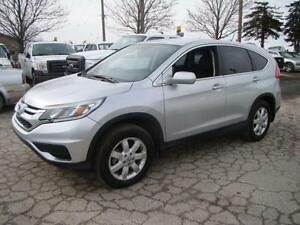 2015 HONDA CRV - AWD * LEATHER  * ONLY 7200 KM
