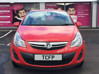 Vauxhall Corsa 1.2i 2011MY S ** GOOD/BAD CREDIT CAR FINANCE *** FROM £20 P/WK **