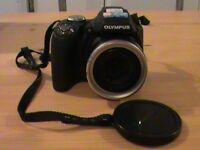 Olympus SP-59OUZ Digital Camera
