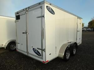 7x14 Enclosed trailer for $48.80 per payment! Kitchener / Waterloo Kitchener Area image 3